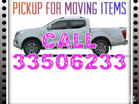pickup service available moving small items small pickup