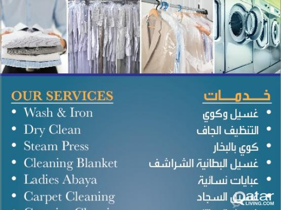 Laundry services to Companies, individuals,villas, apartments & hotels