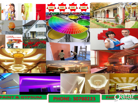 WATERPROOF::::TILES,ELECTRIC,.PAINTING,GYPSUM,MAINTENANCE HOME. Business No 30788223 ( 24