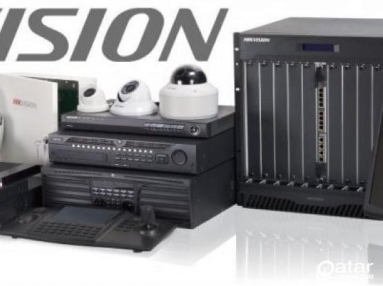 Hickvision Access Control & Camera Installation