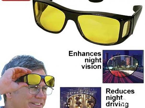 HD Vision Night Driving Glasses