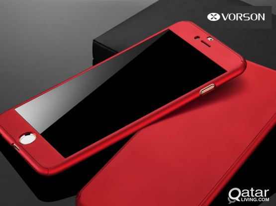 Vorson 360 Degree Cases Available for 6 6+ 6S 6S+ 7 7+ 8 8+ X *