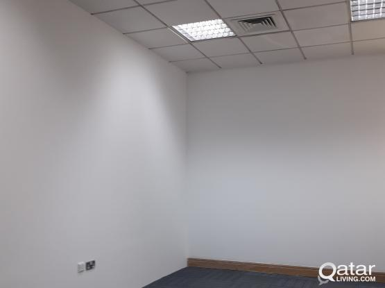 1 Room office All inclusive. Brand New facility Approved.