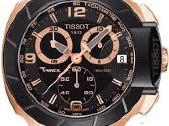 Tissot T-race Gold only 1600