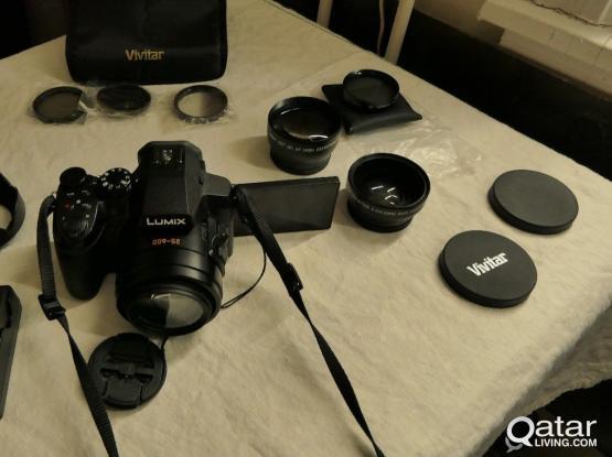 Nikon, Sony and Lumix Digital Cameras - All Like New