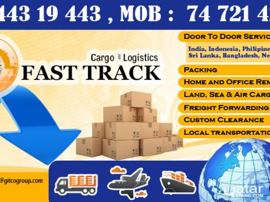 Cargo Services all over the world,,