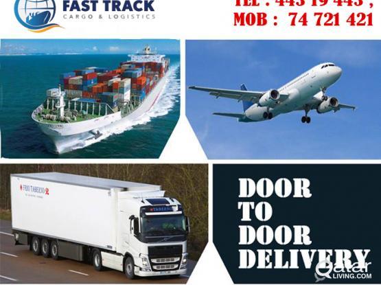 Fast Track Cargo - Qatar