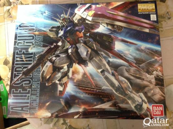 Bandai MG Gundam Seed