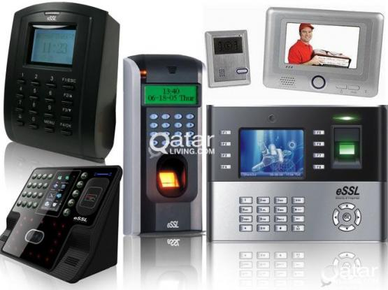 Time Attendance System and access control system,S