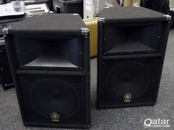 Yamaha S112V Passive Speaker for sale