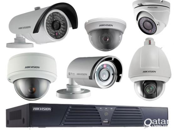 CCTV Camera Instillation and Maintenance(IP,Analog