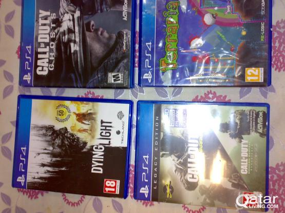 ps4 cds delivery