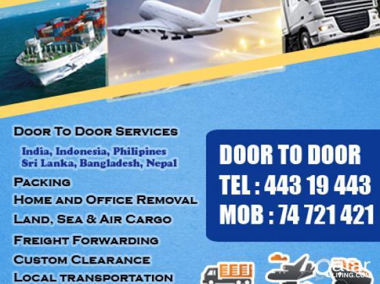 Door To Door Cargo Service......To Kerala,