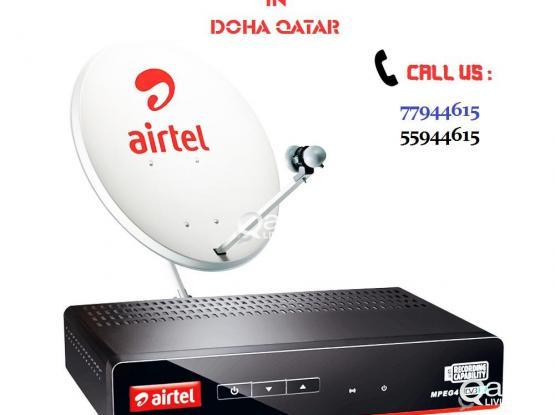 Satellite Dish Technician Contact Number Doha Qatar 77944615