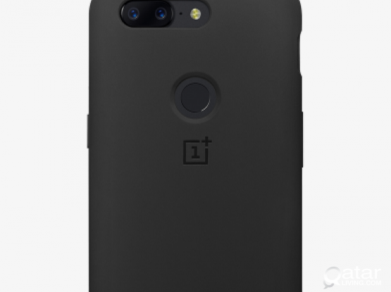pretty nice 48581 c2471 New Original OnePlus 5T Silicone Protective Case Black | Qatar Living