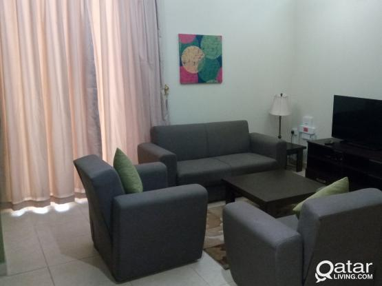 Fully Furnished 1 Bedroom flats available at B rin