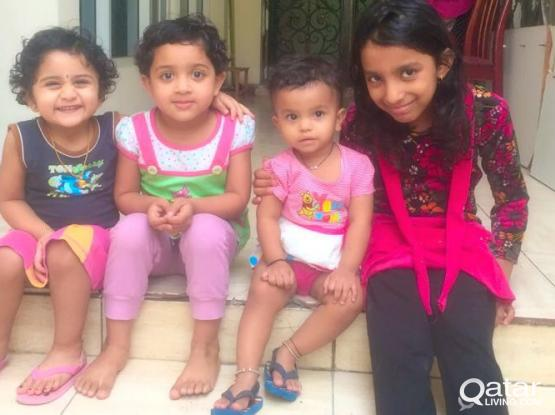 Day Care/Baby Sitting /Babycare @Maamoura near to Salwa Road