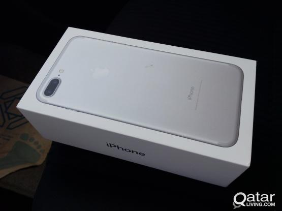 I Phone 7 plus 256GB- Only 2 months Used