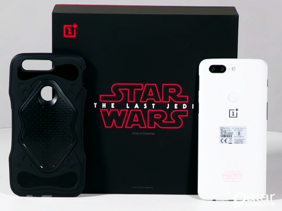 OnePlus 5T - STAR WARS LIMITED EDITION 8GB RAM 128 GB STORAGE (Brand New)