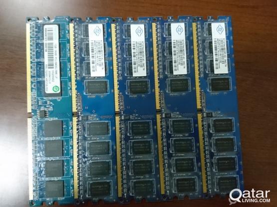 DDR2 RAM 1 GB