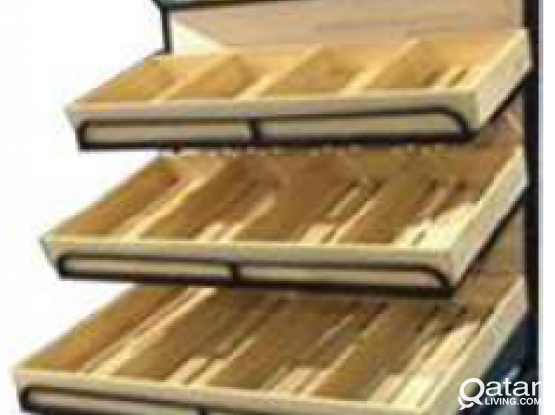 Super market racks(shelving) and equipment's suppliers in