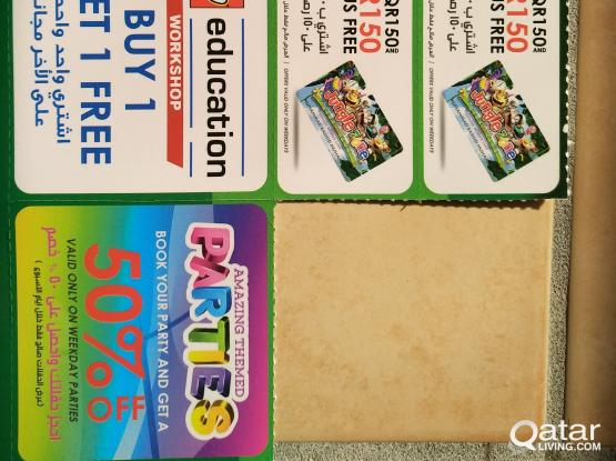 Discount coupons for Jungle Zone