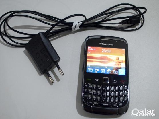 Blackberry Curve 9300 3G WiFi