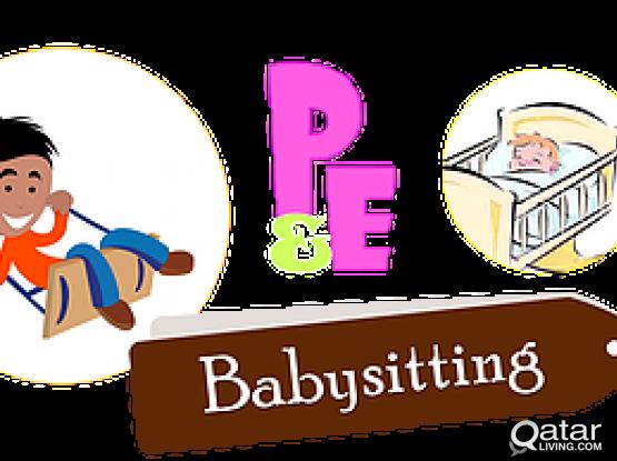 BABYSITTING/DAY CARE