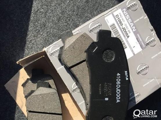 Rear Brake Pad for Nissan QashQai - Brand new & Original