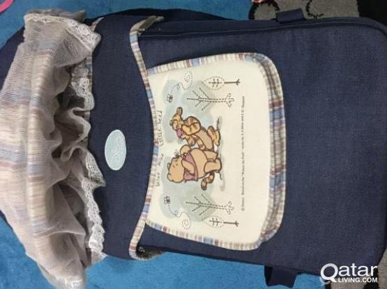 baby carry cot with a baby gift ☺️