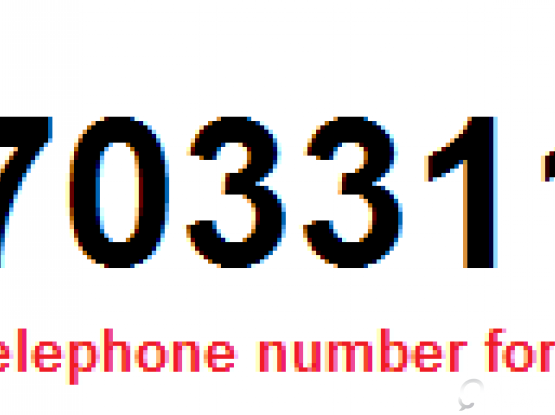 special Tel. Number 70331180