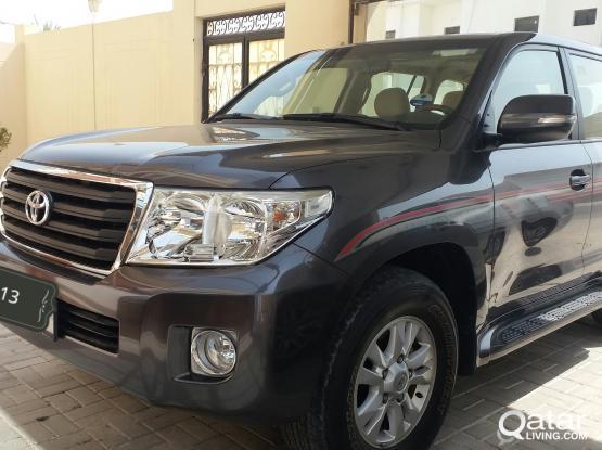 Toyota Land Cruiser GX 2013