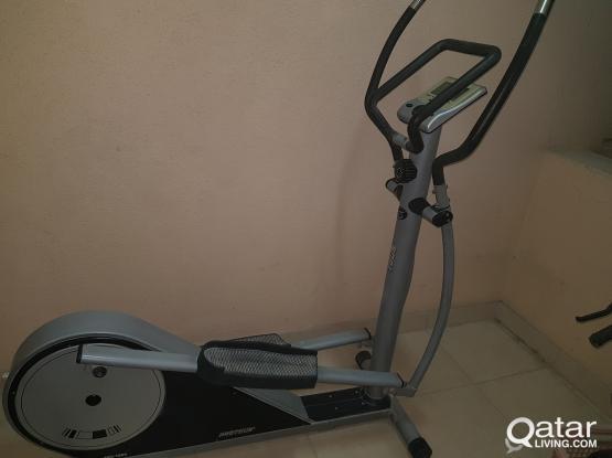 Proteus Elliptical exercise machine