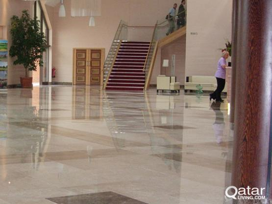 SPECIAL OFFERS for FLOOR BUFFING & SHINNING SERVICES - Call 55657875