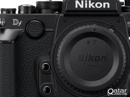 Nikon df For Trade to nikon D810