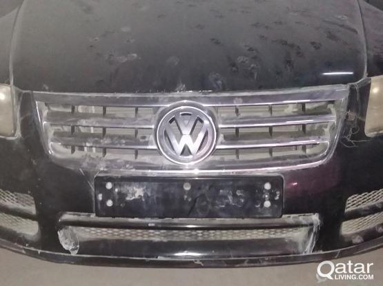 VW Touareg used parts