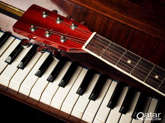 EASIEST way to learn - Guitar & Keyboard classes