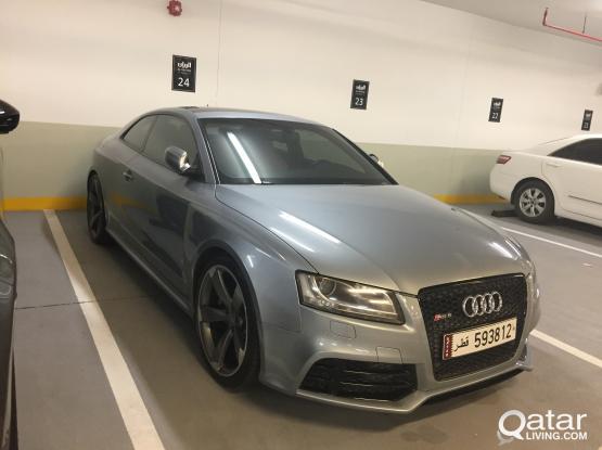 AUDI RS With Audi Warranty Like New Qatar Living - Audi warranty
