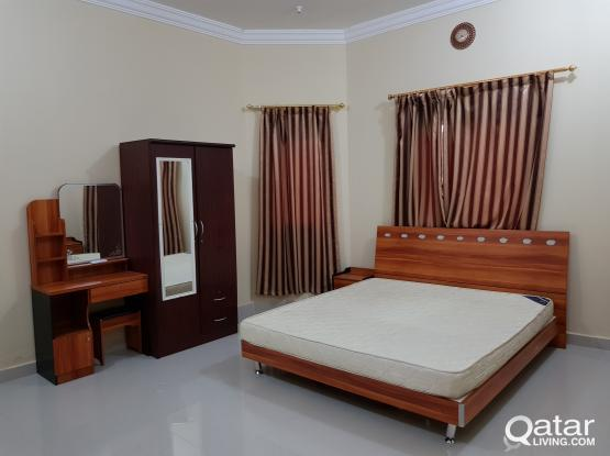 BEST CHOICE-1BHK-for Family- AL KHOR- NO COMMISSIO