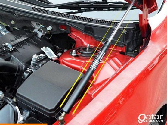 Mitsubishi Lancer EVO 10 Bonnet Hood Lift Support Damper Kit