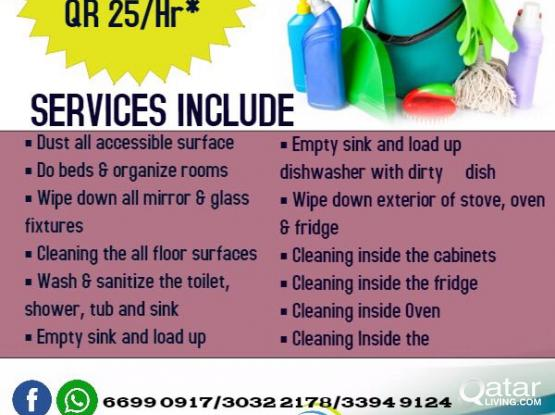 House Deep Cleaning Services