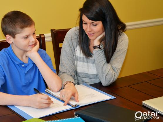 Home Tuition Available for KG to 5th Standard by Experienced Lady Teacher