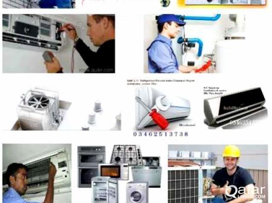 AC fridge washing machine repair 50071704