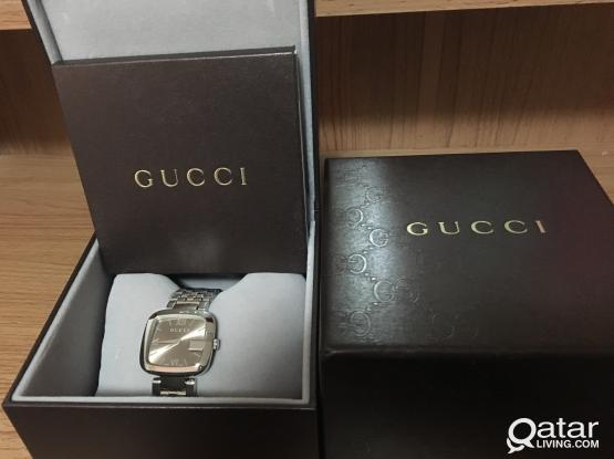 authentic/original brand new gucci watch