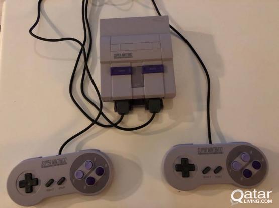 Super Nintendo Entertainment System For Sale