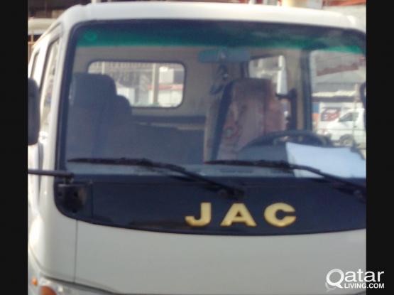 JMC DC 2.8L 2014