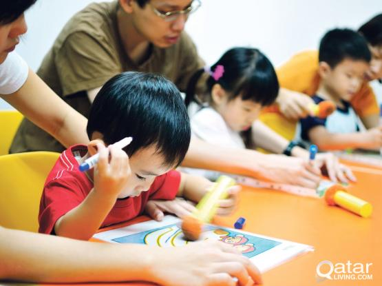 SPECIAL CLASSES FOR NURSERY CHILDREN (AGE: 3-5 YEARS)