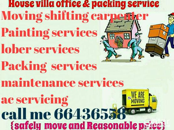 (Low price)Moving shifting carpenter painting wallpaper caution fixing 66436558