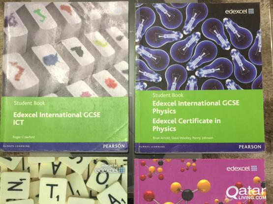 """Students Books PEARSON EDEXCEL IGCSE """"O-Level"""""""