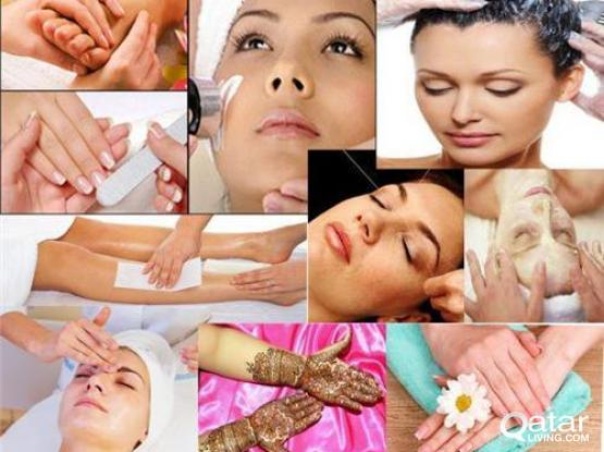 Beauty Home Service at your home comfort/Experienced Beautician
